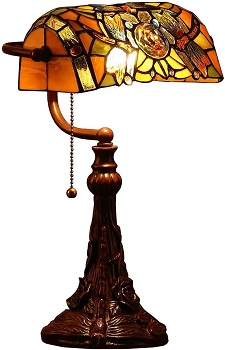 BEST LED STAINED GLASS DESK LAMP