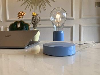 BEST MAGNETIC LEVITATING DESK LAMP