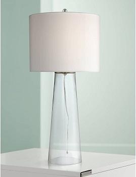 BEST MODERN GLASS DESK LAMP