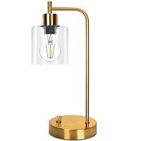 BEST MODERN GOLD DESK LAMP WITH USB PORT picks