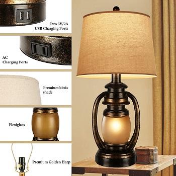 BEST MODERN LANTERN DESK LAMP