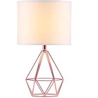 BEST MODERN ROSE GOLD DESK LAMP picsk