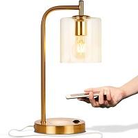 BEST OF BEST GOLD DESK LAMP WITH USB PORT picks