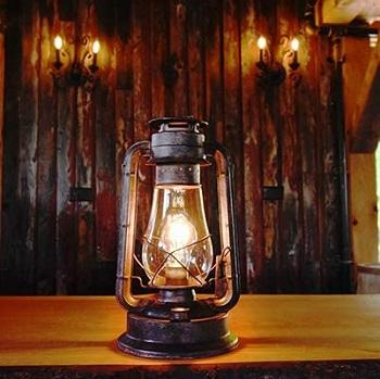 BEST OF BEST LANTERN DESK LAMP