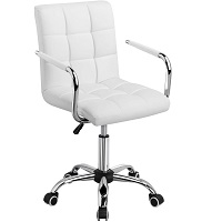 BEST OF BEST SMALL LEATHER DESK CHAIR 2Summary