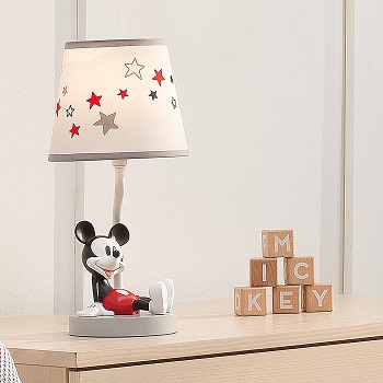 BEST SMALL MICKEY MOUSE DESK LAMP