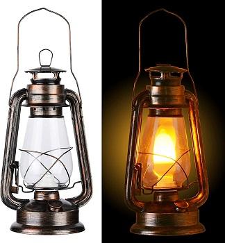 BEST VINTAGE LANTERN DESK LAMP