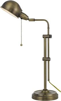 BEST VINTAGE PHARMACY DESK LAMP
