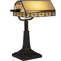 BEST VINTAGE STAINED GLASS DESK LAMP picks