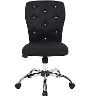 BEST WITH BACK SUPPORT BLACK MODERN OFFICE CHAIR Summary