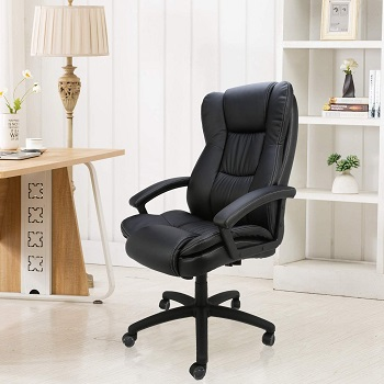 BEST WITH BACK SUPPORT COMFORTABLE MODERN DESK CHAIR