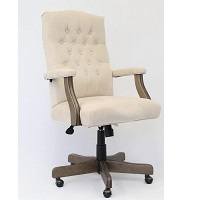 BEST WITH BACK SUPPORT MODERN FARMHOUSE OFFICE CHAIR Summary
