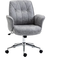 BEST WITH BACK SUPPORT MODERN GREY OFFICE CHAIR Summary