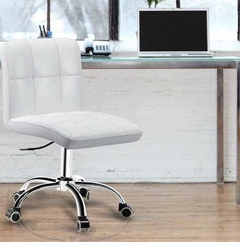 BEST WITH BACK SUPPORT SMALL LEATHER DESK CHAIR2