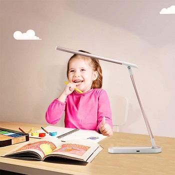 BEST study ROSE GOLD DESK LAMP
