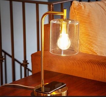 Brightech Elizabeth Office Desk Lamp