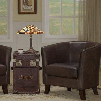 Capulina Tiffany Table Lamp