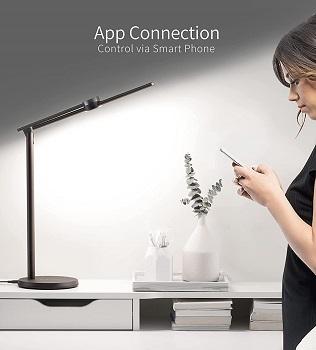 EZVALO Smart LED Desk Lamp