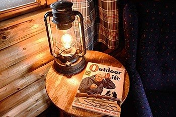 Electric Lantern table Lamp for bedrooms
