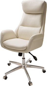 Glitzhome High-Back Chair