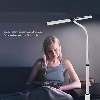 LED Desk Lamp 12W 600lm