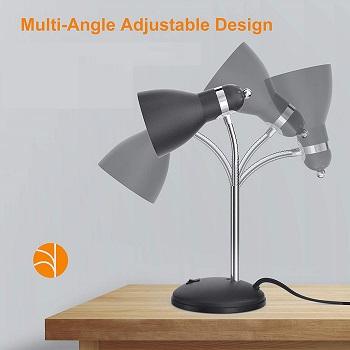 LEPOWER Metal Desk Lamp, Eye