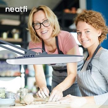 Neatfi XL 2,200 Lumens LED Task Lamp
