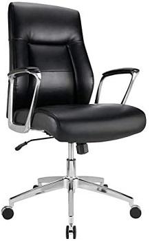 Realspace HLC-2697LB Desk Chair