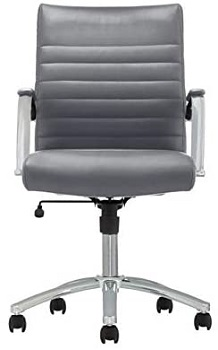 Realspace Leather Modern Chair