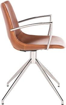 Safavieh ACH7002B Desk Chair