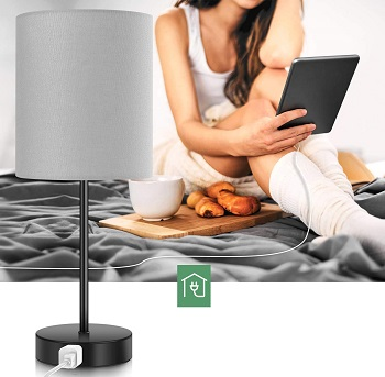 Set of 2 Touch Control Table Lamps