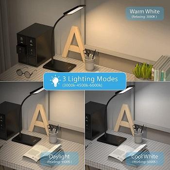 TROND LED Desk Lamp Dimmer