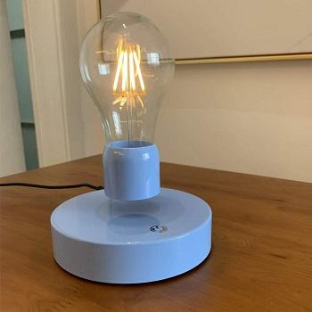 VGAzer Magnetic Levitating Light Bulb