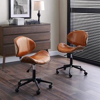 Volans Mid Century Desk Chair