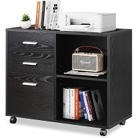 DEVAISE 3-Drawer Wood File Cabinet picks